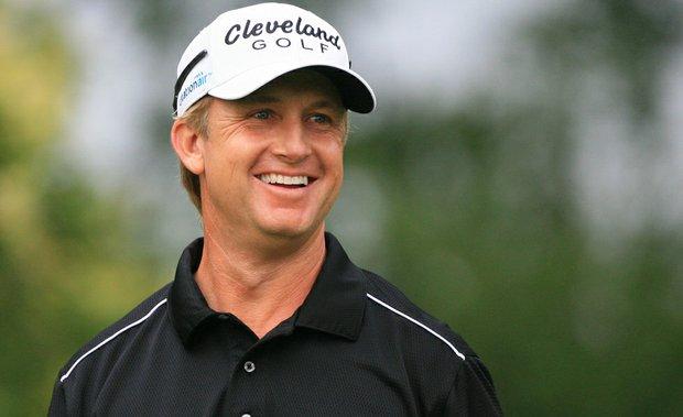 David Toms won the 2001 PGA Championship at Atlanta Athletic Club.