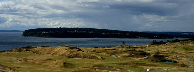 The 110th U.S. Amateur Championship at Chambers Bay in University Place, WA.