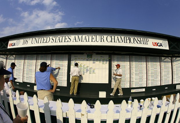 2008 U. S. Men's Amateur.