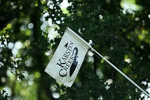 The 2011 NCAA Division I Men's Golf Championship is being played at Karsten Creek in Stillwater, Oklahoma.