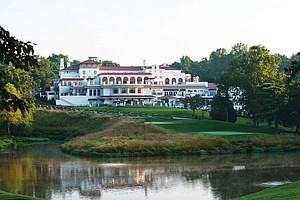 Congressional Country Club will host a major championship for the third time.