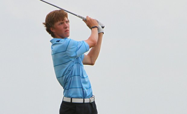 Middle Tennessee State's Brett Patterson