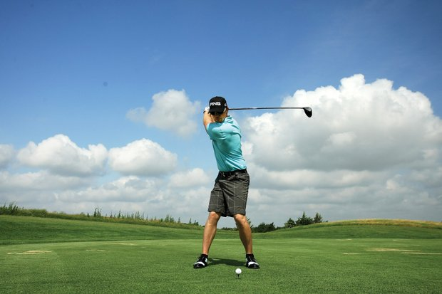 By keeping his