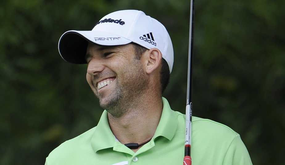Sergio Garcia opened strong at the U.S. Open at Congressional.
