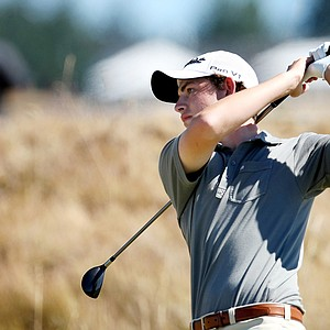 Patrick Cantlay during the Round of 64 at the 110th U.S. Amateur Championship at Chambers Bay in University Place, Wash.