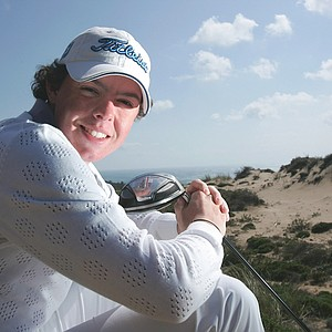 Rory McIlroy in 2007