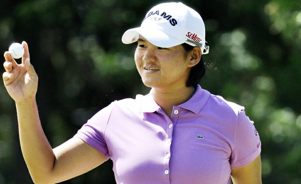 Yani Tseng at the Wegmans LPGA Championship.