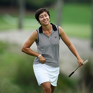Vanderbilt's Marina Alex during the Women's Western Amateur.