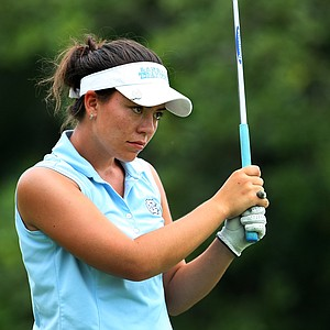 Jackie Chang, a sophomore at North Carolina, lost to Emma Lavy in the semifinals of the Women's Western Amateur.