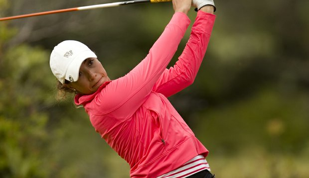 Cheyenne Woods came from behind to advance out of the second round of match play at the U.S. Women's Amateur Public Links.