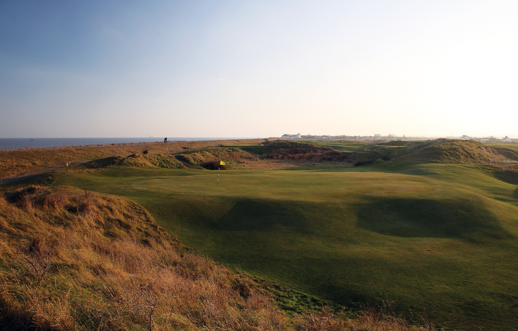 No. 4 at Royal Cinque Ports