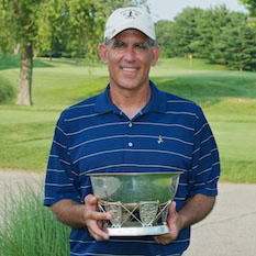Jeff Hedden after winning the New England Amateur