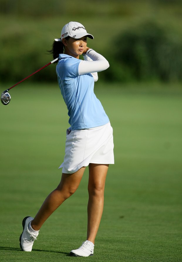 Doris Chen lost her match in 20-holes during the Round of 64.