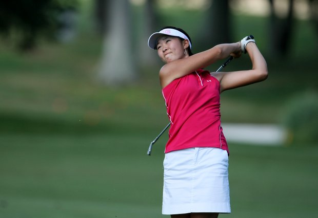 Erynne Lee lost in 21-holes to Brooke Pancake during the Quarterfinals.