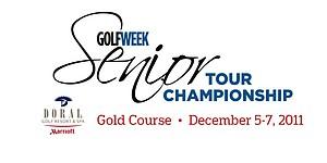 GW Senior Tour Championship 2011