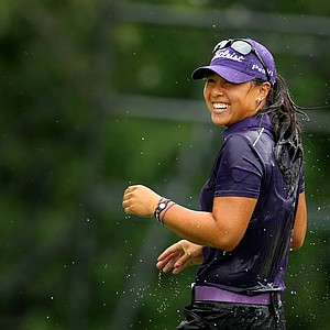 Defending champion Danielle Kang won during the final round at the U. S. Women's Amateur Championship at Rhode Island Country Club in Barrington, Rhode Island.