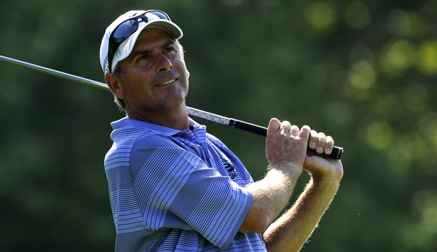 Fred Couples during the Senior Players Championship.