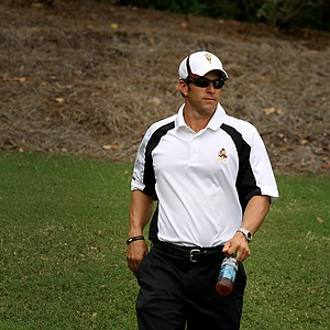 Tim Mickelson of Arizona State University at the 2011 Junior Players at TPC Sawgrass in Ponte Vedra Beach, FL.-