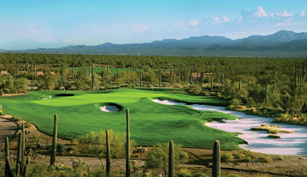 No. 3 on the Tortolita nine at Ritz-Carlton Dove Mountain
