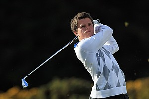 Stiggy Hodgson, 22, Sunningdale, England: Best GB&I player from 2009 loss at Merion. A little bulldog with a big heart.