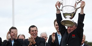 2011 Walker Cup: Day 2 in pictures