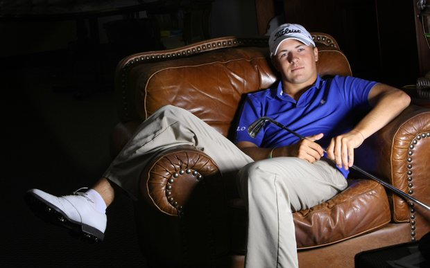 Jordan Spieth is the 2009 and 2011 U. S. Junior Champion.