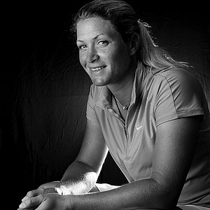 Suzann Pettersen sat for a series of pictures during a recent interview with Golfweek's LPGA writer, Beth Ann Baldry.