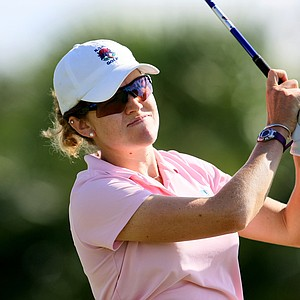 Julia Boland  of Australia during Stage II of LPGA Qualifying Tournament. Boland finished in second place and advances to the final stage.