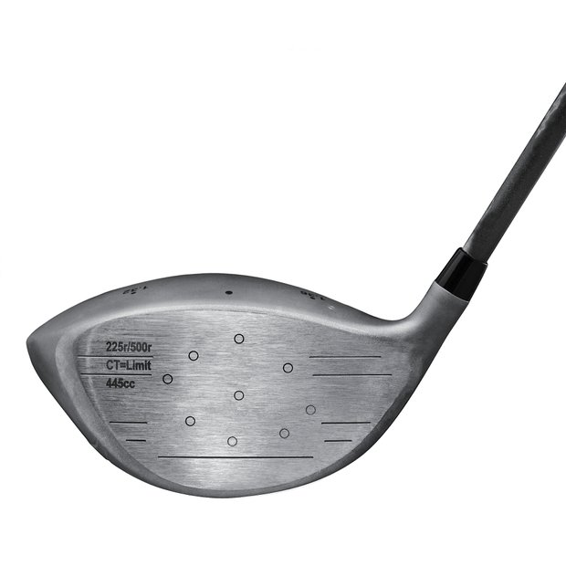 Cobra Golf's Long Tom Raw