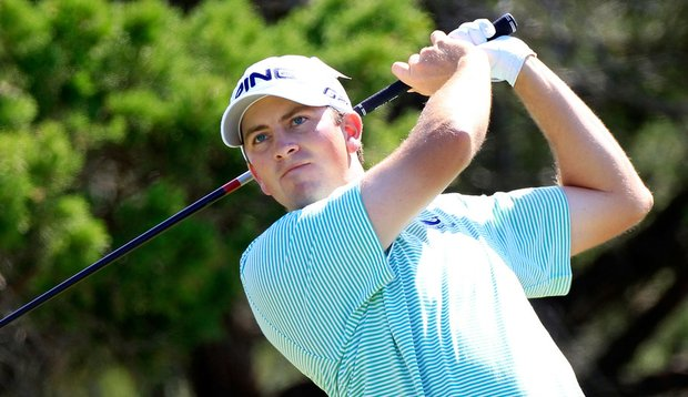 Michael Thompson will take a one-shot lead into the final round of the McGladrey Classic.