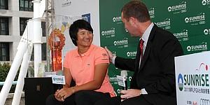 Sunrise LPGA press conference