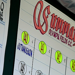 Ariya Jutanugarn earned the top seed at the U.S. Girls' Junior, going on to win the title. It was her first USGA victory.