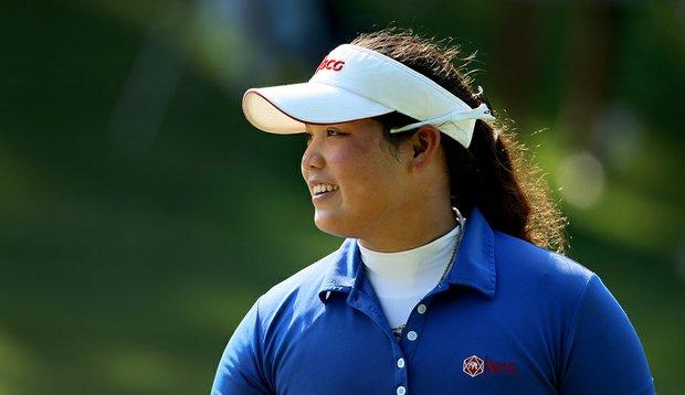 Ariya Jutanugarn was named the Rolex Player of the Year by the American Junior Golf Association.