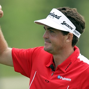 Keegan Bradley won the PGA Grand Slam of Golf.