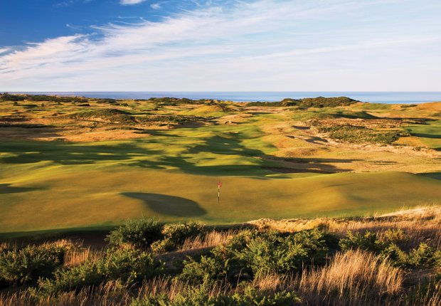 The Old MacDonald course in Bandon, Ore.