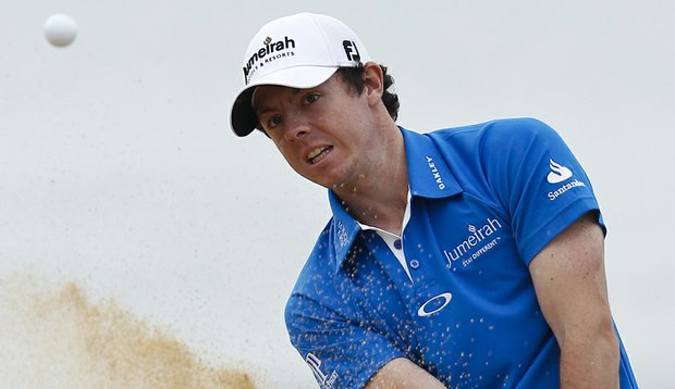 Rory McIlroy built his lead to three shots during Round 3 of the Shanghai Masters.