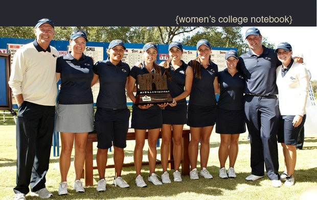 Texas-San Antonio won its first tournament of the season Nov. 1 at its own Alamo Invitational.