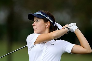 Samantha Marks during the Golfweek East Coast Junior Invitational at Shingle Creek Golf Club.