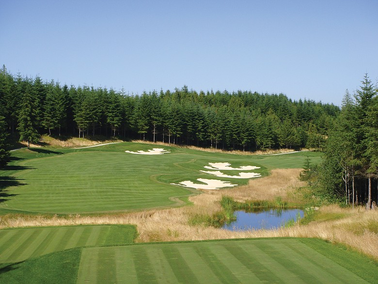 Salish Cliffs Golf Club