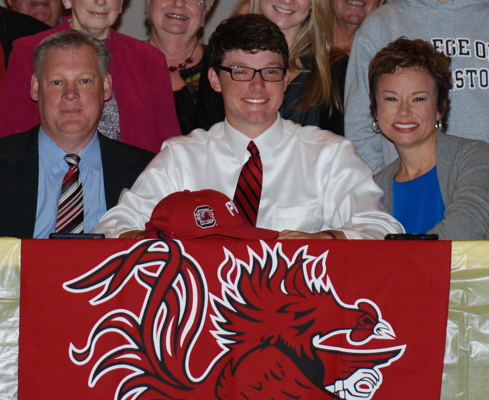 Matthew NeSmith signs with South Carolina