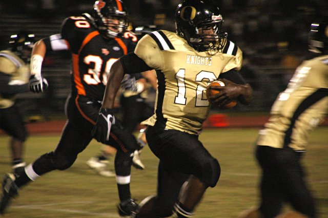 Ocoee nearly upended the Wildcats in a tight game, but Winter Park prevailed 15-14. 