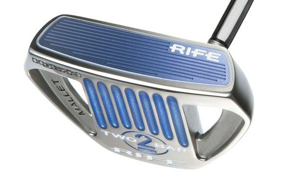 Rife's Two Bar Hybrid putter
