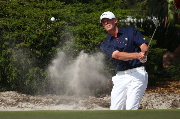 Steve Stricker and Day One partner Tiger Woods were beaten badly by Adam Scott and K.J. Choi. Our Alex Miceli likes Stricker to climb back into the win column on Friday.