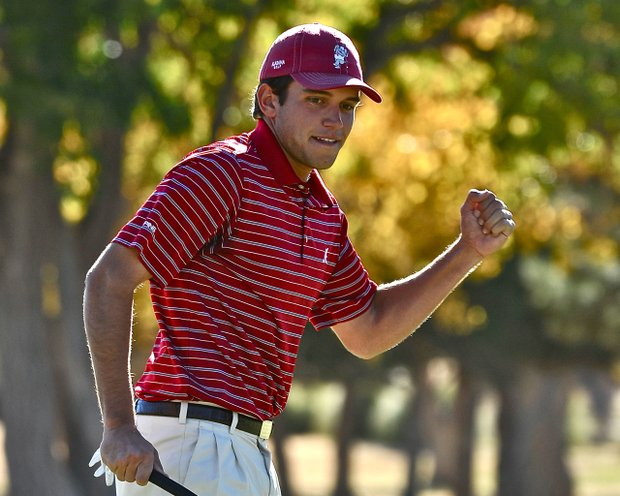 Alabama's Cory Whitsett won the 2011 Western Refining All America Classic in a three-way playoff.