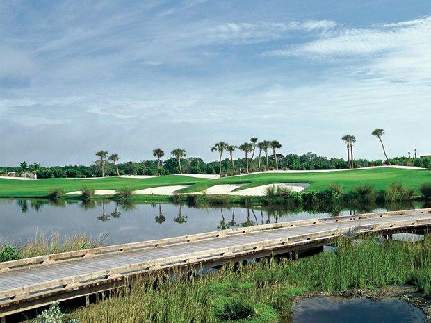 No. 14 at Hammock Bay Golf Course