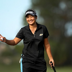 Junthima Gulyanamitta was the medalist at LPGA Qualifying Tournament at LPGA International.