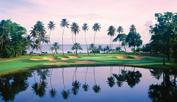 No. 4 on Dorado Beach's East Course.