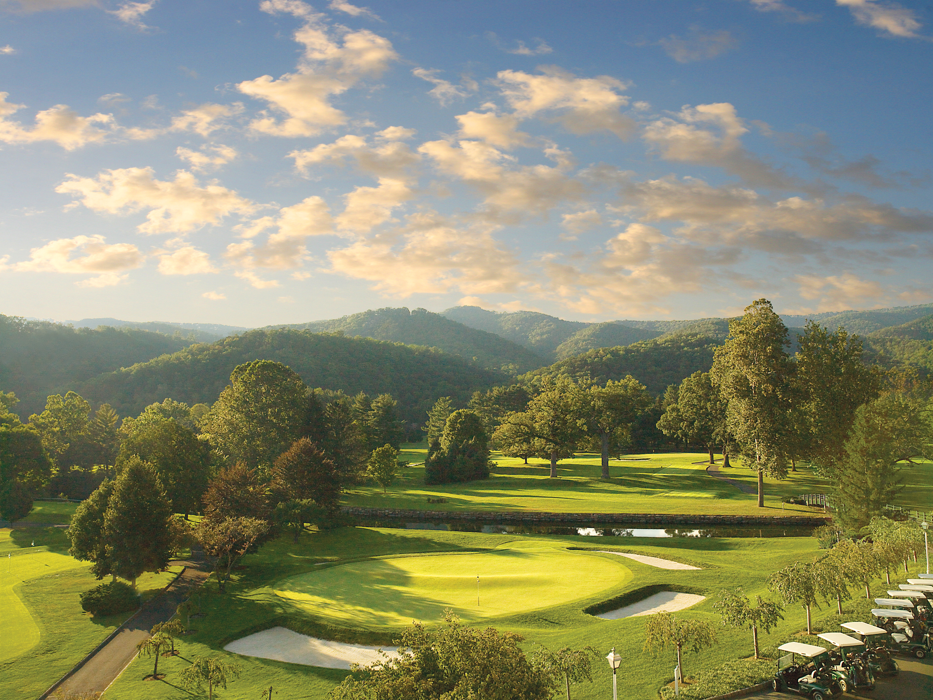 No. 18 at The Old White TPC (The Greenbrier)