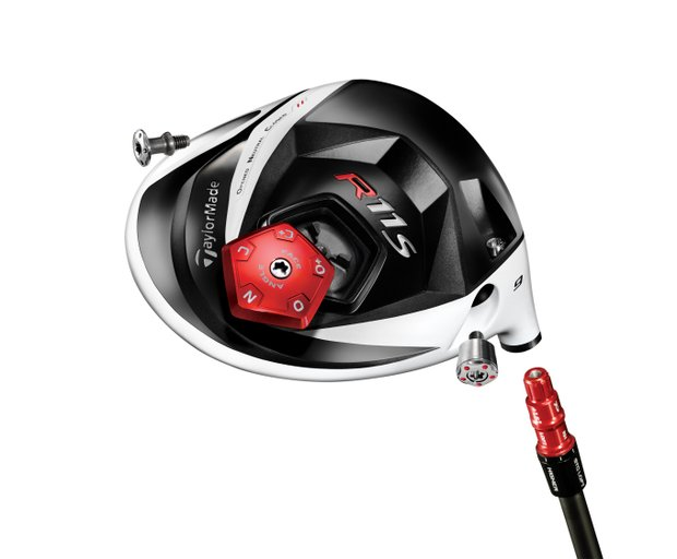 The new R11S driver.