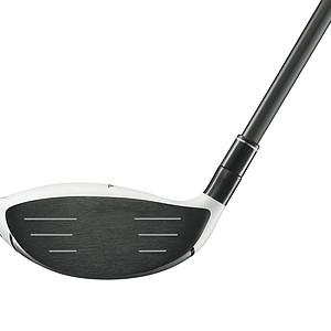 The face of the new RBZ Speed fairway wood.